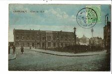 CPA Carte postale-Belgique-Charleroi--Gare de l'Est -1919- VM28620