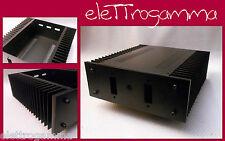 215 x 200 x 70 (h) contenitore mobile metallico HI-FI car audio  mm ref 1231