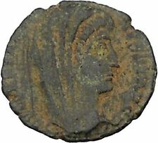 CONSTANTINE I the GREAT Cult  Ancient Roman Coin Christian Deification  i45994