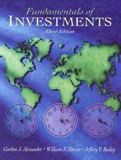 Fundamentals of Investments (3rd Edition) Alexander, Gordon J.