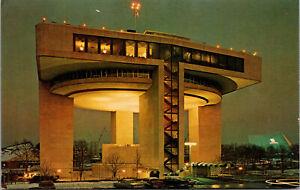 Vtg Port Of Authority Heliport Building New York Worlds Fair 1964-1965 Postcard