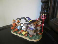 """Charming Tails By Fitz & Floyd, """"We'Re A Kooky Spooky Family -"""