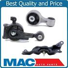 3pc 100 New Engine And Transmission Mounts For Nissan Maxima 3.5l 09-14