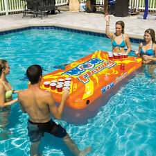 Wow Beer Pong Inflatable Water Game