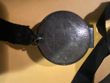 Antique Sterling Silver PYX Host Box Holy Communion Holder