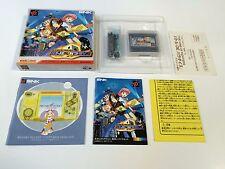 King of Fighters Battle De Paradice SNK Neo Geo Pocket Color Jpn Japan NEOP00920