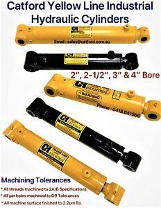 Catford Yellow Line, Hydraulic Bush End Cylinder / Ram