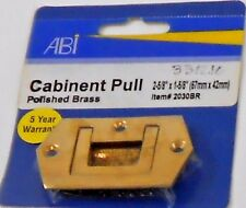 ABI 301411 1922CH-L Knuckle Hinge Lift Off Left Chrome Plated Brass