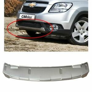 OEM Parts Silver Front Bumper Lower Cover For GM Chevrolet 2011-2013 Orlando
