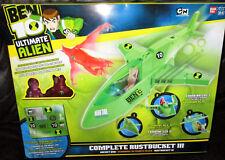Ben 10 Ultimate Alien-Completo rustbucket III