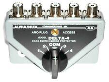 Alpha Delta Delta-4b Commutatore 4 vie (1500 Watt Cw) Conn.pl (so239)