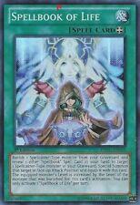 YuGiOh REDU-EN059 - Spellbook of Life - Super Rare - Unlimited Edition