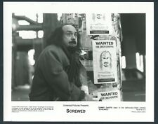 DANNY DEVITO in Screwed '00 WANTED POSTER