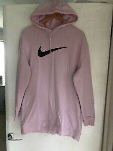 Nike Hoodie Longer Length Size Small (10/12) - Great Condition