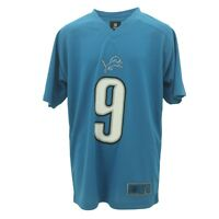Detroit Lions Matthew Stafford NFL Youth Size Jersey Style Athletic Shirt New