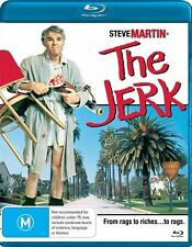*New & Sealed*  The Jerk (Blu-ray, 2017) Steve Martin, Region B AUS