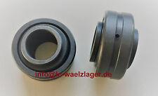 Gelenklager für LINDE-Stapler/Spherical plain bearings for LINDE forklift trucks