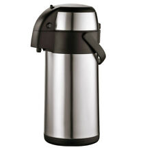 Airpot 3l Stainless Steel Pump Pot Insulating Jug Thermos Coffee Pot Teapot