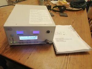 insufflator for laparoscopy F104, World of Medecine GMBH,  high flow, w/manual