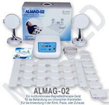 ALMAG-02, multifunktionales Magnetfeldtherapie-Gerät. Voll automatisch. CE. Prof