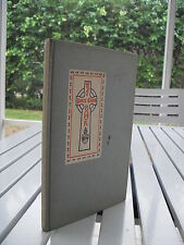 THE PEACE CROSS BOOK CATHEDRAL OF SS PETER AND PAUL WASHINGTON 1899