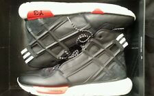 Y-3 qasa high basketball shoes U.S Size 10