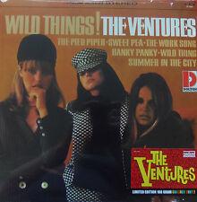The Ventures Wild Things LP Colour Vinyl 180 gm Sundazed LTD 1000 Dick Dale