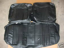 1971 1972 CHEVELLE EL CAMINO BENCH SEAT COVER BLACK