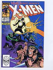 X-Men #249 Marvel 1989