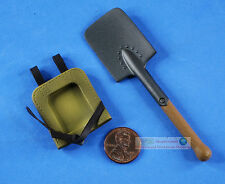 Figura de acción 1/6 ww2 alemana global Panzergrenadier equipment Shovel fh_4p