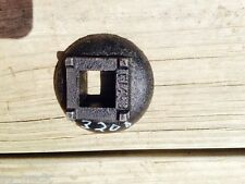 """Universal Fit Disc Harrow 3"""" End Cap Washer for 1"""" Square Disc Axle"""