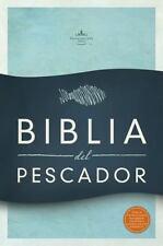 RVR 1960 Biblia Del Pescador, Tapa Dur : Evangelismo Discipulado Ministerio...