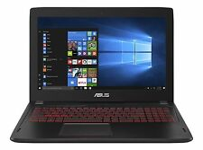 "ASUS FX502VM-AS73 15.6"" Gaming Laptop i7-7700HQ GTX1060 8GB DDR4 1TBHDD128GB SSD"
