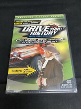 Drive Thru History w/ Dave Stotts Cities Soldiers & Battlegrounds 2-DVD Set NEW
