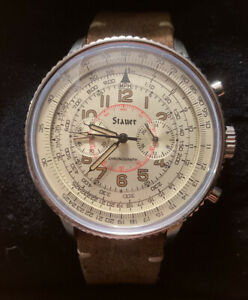 Stauer Co-Pilot Men's Watch 35771
