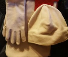 Charter Club Scarf, Gloves, and Hat Set, NWT