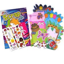 LIBRO per bambini di scarto, attività e accessori Pack-un sacco di articoli