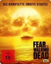 Fear the Walking Dead - Die komplette zweite Staffel - Steelbook - Blu-ray