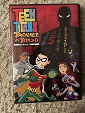 Teen Titans: Trouble in Tokyo (Dvd, 2007)