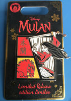 Disney Mulan Limited Release Collectible Pin - 2020 Edition Disney Pin