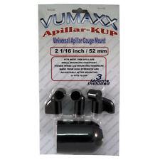 Vumaxx 3 Mount A Pillar Auto Gauge Mount Kup 2 116 Inch 52mm Blk