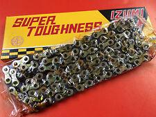IZUMI V Super Toughness Chain Gold & Black Track Fixed Gear NJS Manu. Defect