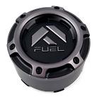 Fuel Matte Black Snap On D681 Rebel 5 38 Dia Wheel Center Cap Pn 1005-49gd