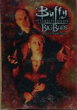 Inkworks Buffy TVS Big Bads Complete 72 Card Base Set