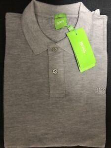 BOSS Green Poloshirt Modern Fit Polo Kurzarm Gr. L NEU !!!