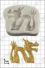 Silicone mould Chinese Dragon (Right) | Food Use FPC Sugarcraft FREE UK shipping