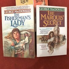 the fisherman's lady/ the marquis' secret Books By George Macdonald