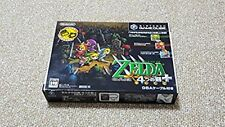 Nintendo GameCube The Legend of Zelda Four Sword w/cable Japan GC