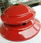 Ventilator for Vintage 1967 RED COLEMAN LANTERN 200A Nice Part Low Vent Camping