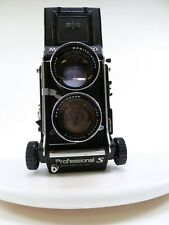 Mamiya C330S Twin Lens Reflex Camera Kit with 135MM F4.5 Blue Dot Lens in EC